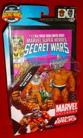 Marvel Universe Comic Packs: Bulldozer & The Thing - Action Figure 2-Pack Sealed on Card